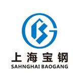 上海宝钢logo