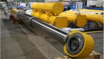 工程机械 · 活塞液压杆